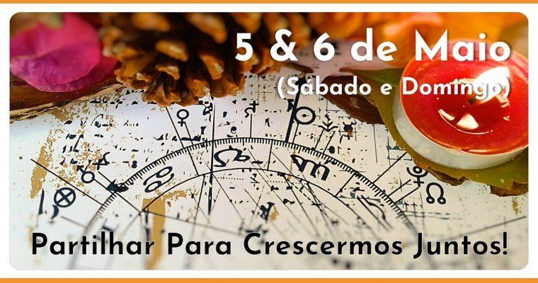 Workshop de Astrologia Psicológica Transpessoal – VISEU – 5 E 6 DE MAIO