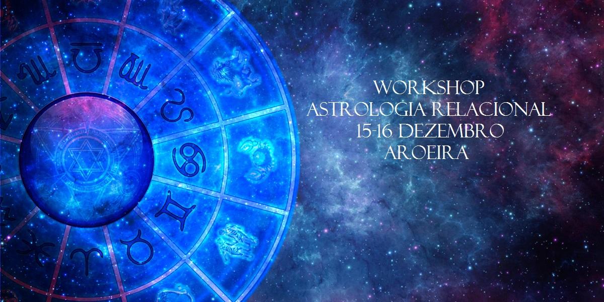 Workshop de Astrologia Relacional – Sinastria