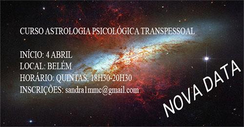 XIII Curso de Astrologia Astrológica Transpessoal