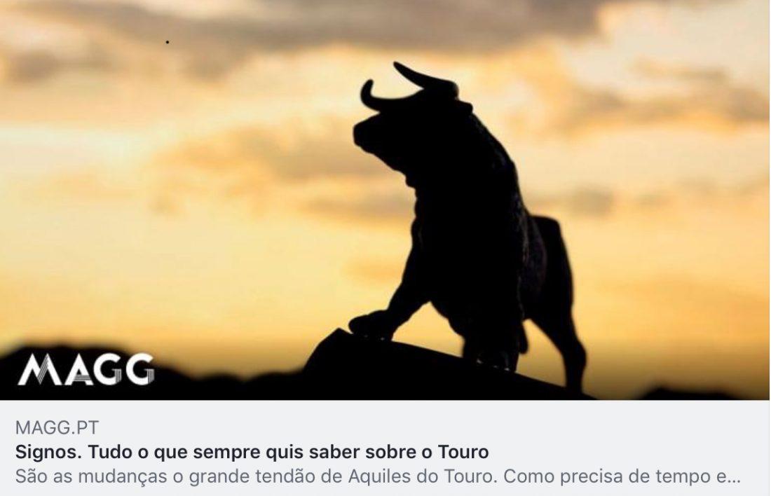TOURO, O AMANTE DA NATUREZA!