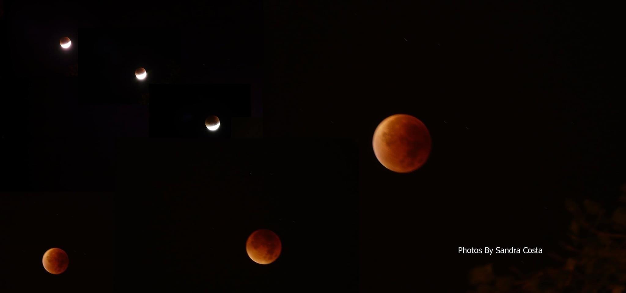 Eclipse Lunar em Sagitário!