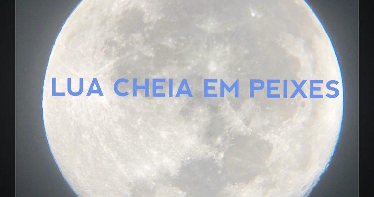 LUA CHEIA EM PEIXES