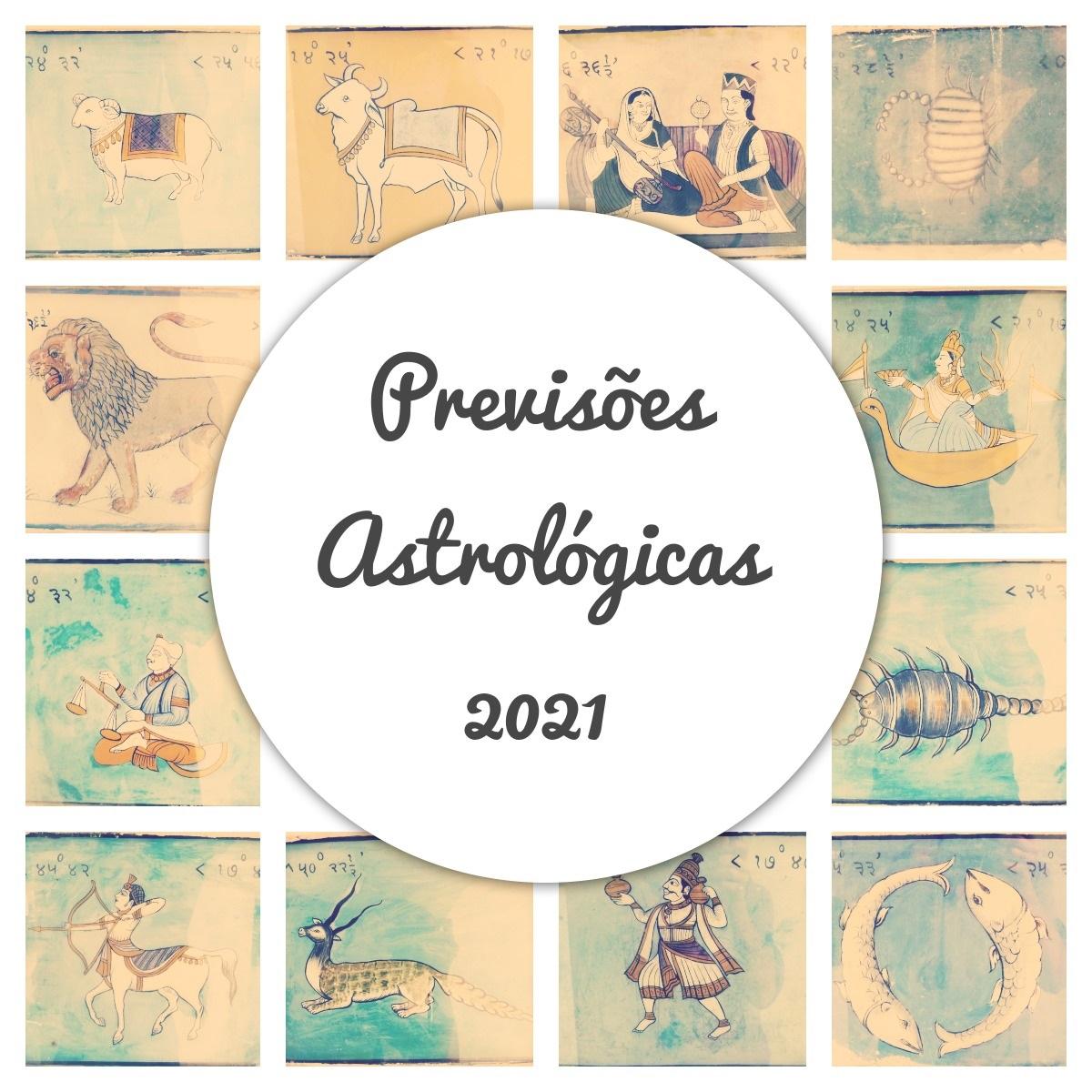 As previsões astrológicas para 2021