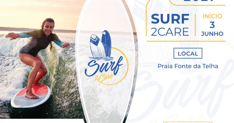 Projeto Surf2care – surf terapêutico na Costa da Caparica