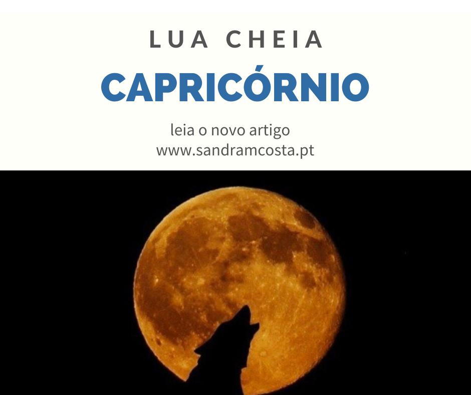 LUA CHEIA EM CAPRICÓRNIO