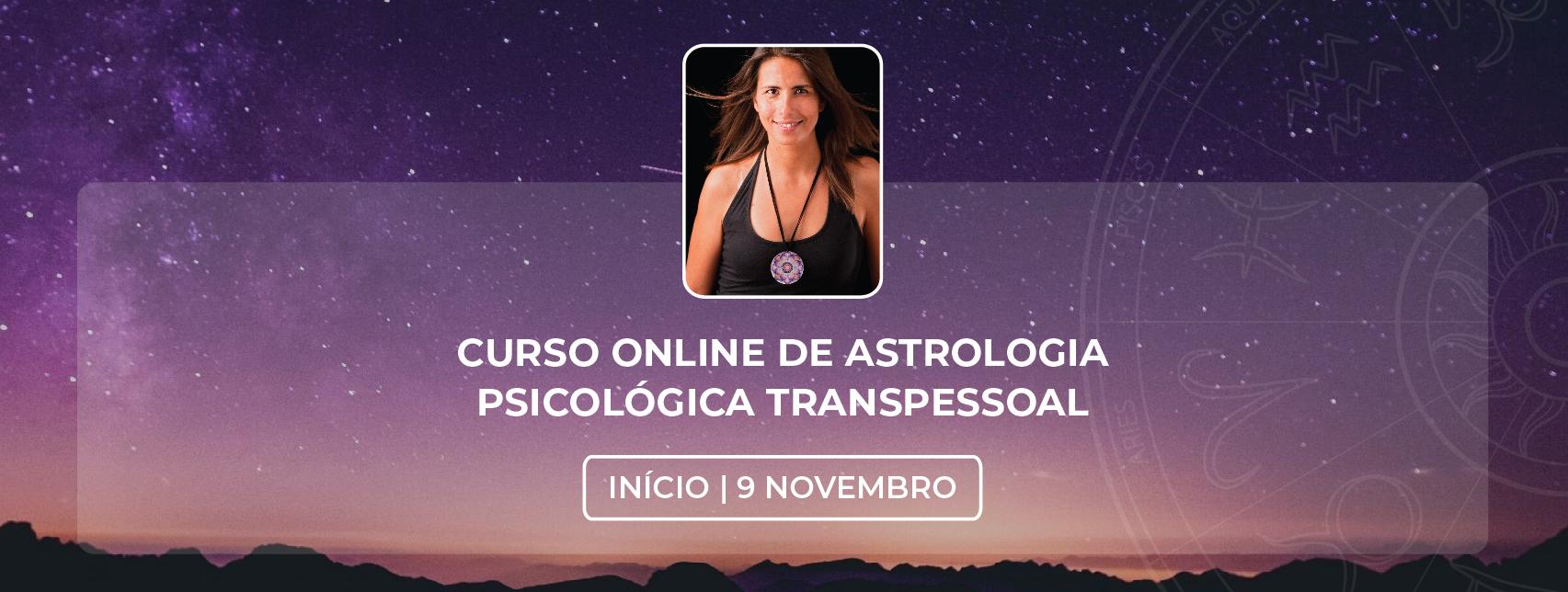 Novo Curso de Astrologia Online – nível iniciado
